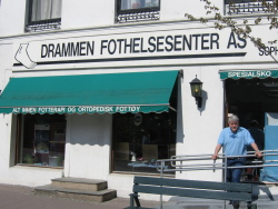 Drammen Fothelsesenter